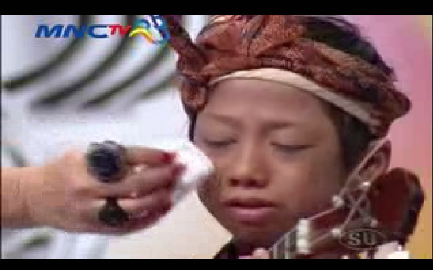 Farizal Indonesian Idol Junior