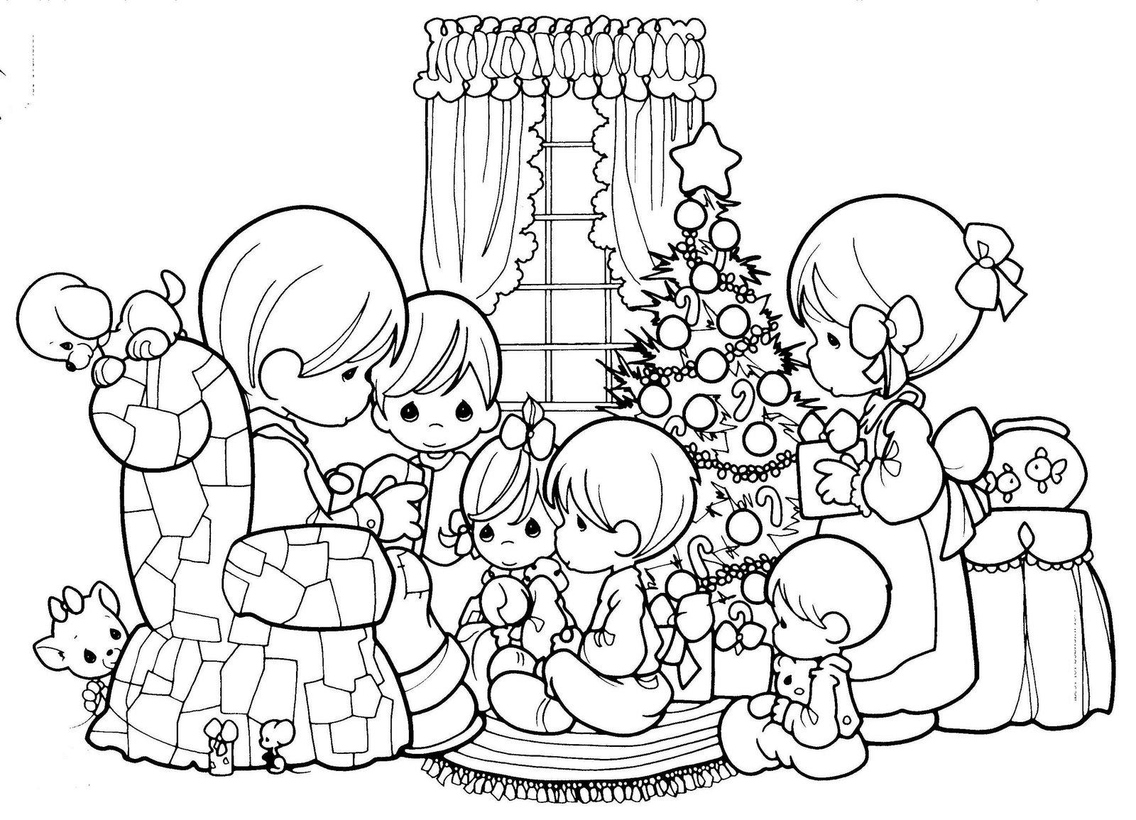 Encantador Navidad Disney Para Colorear Fotos - Dibujos Para ...