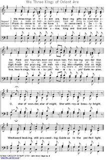 We Three Kings of Orient Are : Christmas Carols - Lyrics and History