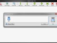 Software Scanner sederhana, mumpuni dan berukuran dibawah 1 MB