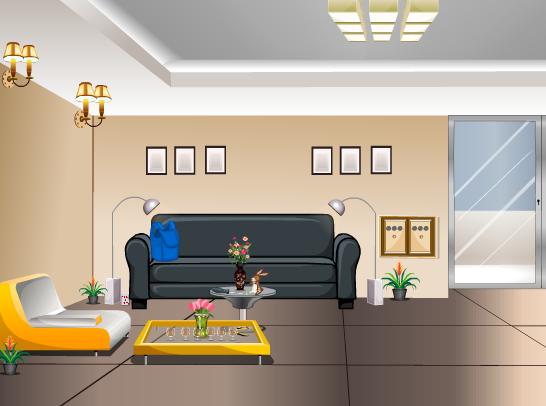Modern classic room escape walkthrough for Small room escape 9 walkthrough