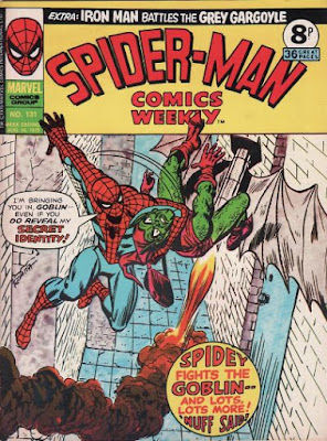Spider-Man Comics Weekly #131, the Green Goblin