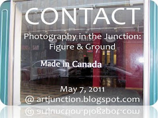 CONTACT 2011 Photography in the Junction: Opening Night May 7, 2011, by artjunction.blogspot.com