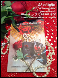Livro Dona Maria Mulambo - Oráculo, símbolos e magia