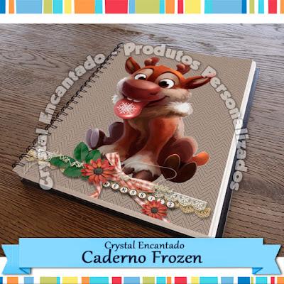 Capa Personalizada Frozen