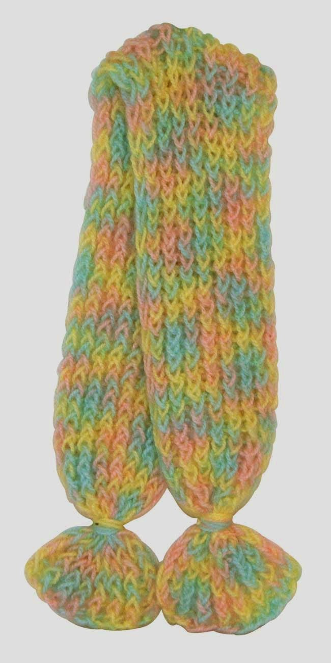 Knifty Knitter Scarf