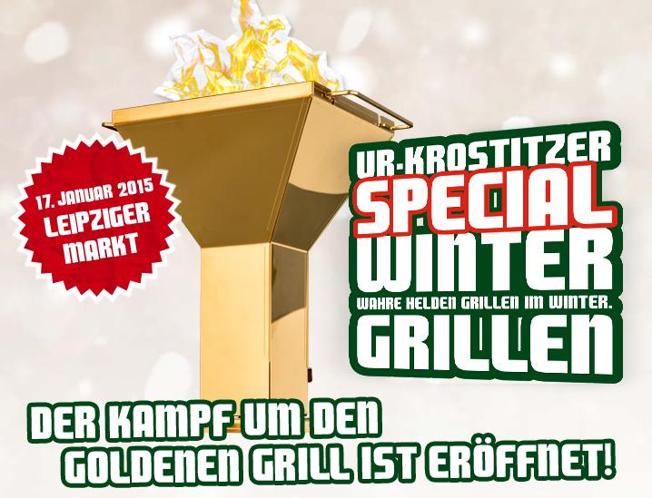 Wintergrillen Programm
