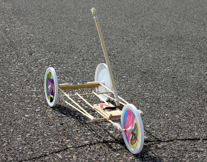 Mouse trap car research paper