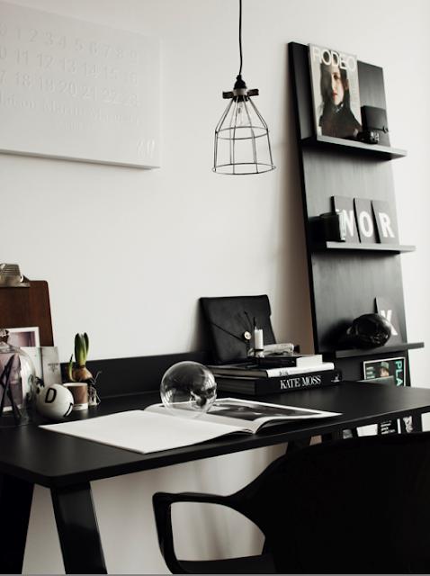 fashion office decor