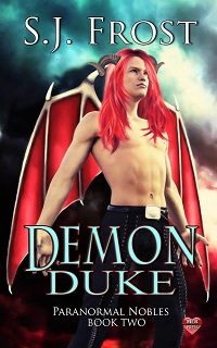 Demon Duke - Paranormal Nobles, Book 2