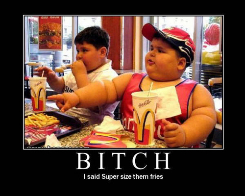 Funny People At Mcdonalds Funny pictures of people at