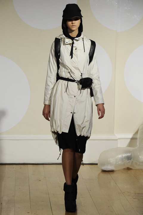 Christopher Raeburn In London Fashion Week   Fall Winter 2012 2013