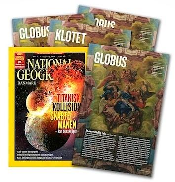 Colaboração na National Geographic Nordic de Julho com artigo sobre a Sé de Santarém em 4 versões.