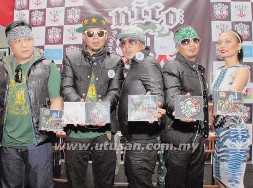 Kumpulan Nico Lancar Album Baru