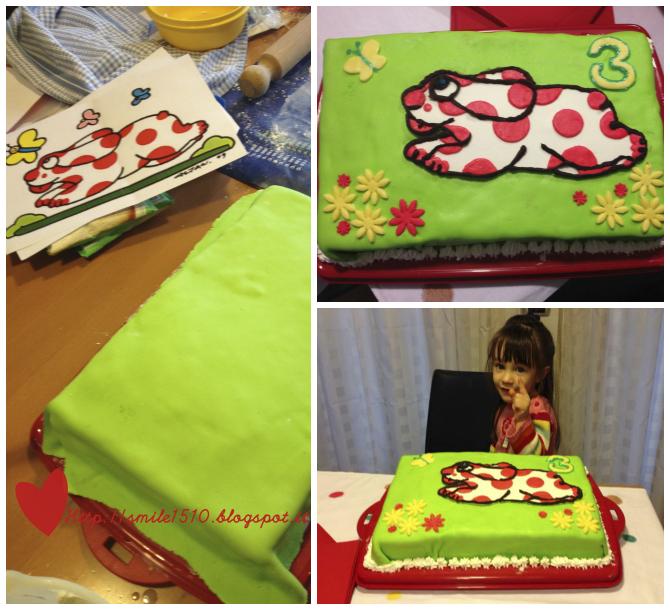 Torta PIMPA in pdz