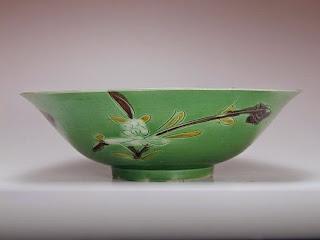 Kangxi Famlle Verte Bowl