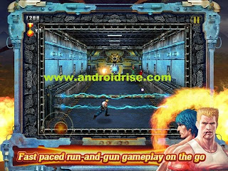 Action Game Contra: Evolution Android Download