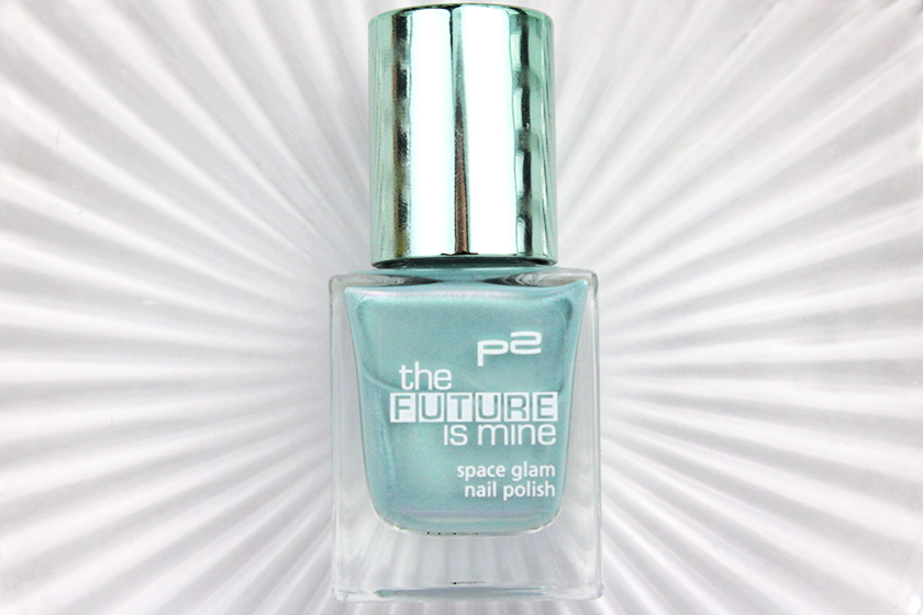P2 the future is mine Nagellack futuristisch