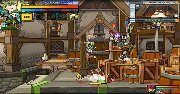 Download Free Action RPG Games - Elsword Online