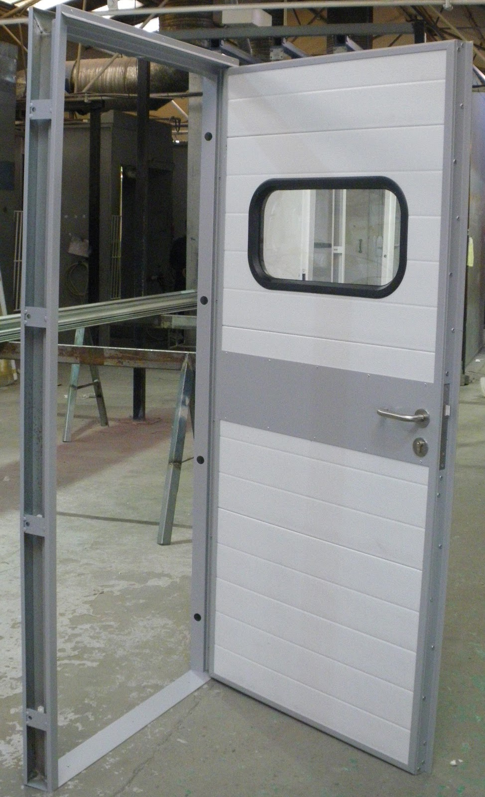 The Door Industry Journal New Insulated Access Door From