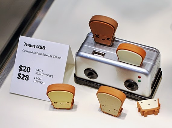 hub usb toster i male tosty pendrive projektu smoko