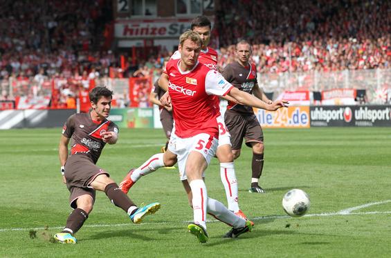 1. FC Union Berlin 3 - 2 FC St. Pauli