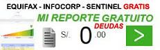 Reporte de Deudas GRATIS!!