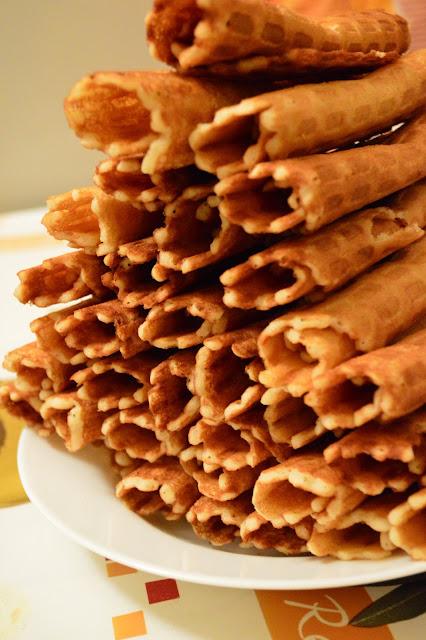 Секретный рецепт трубочек без глютена, трубочки без глютена, выпечка без глютена, вкусная выпечка на рисовой муке