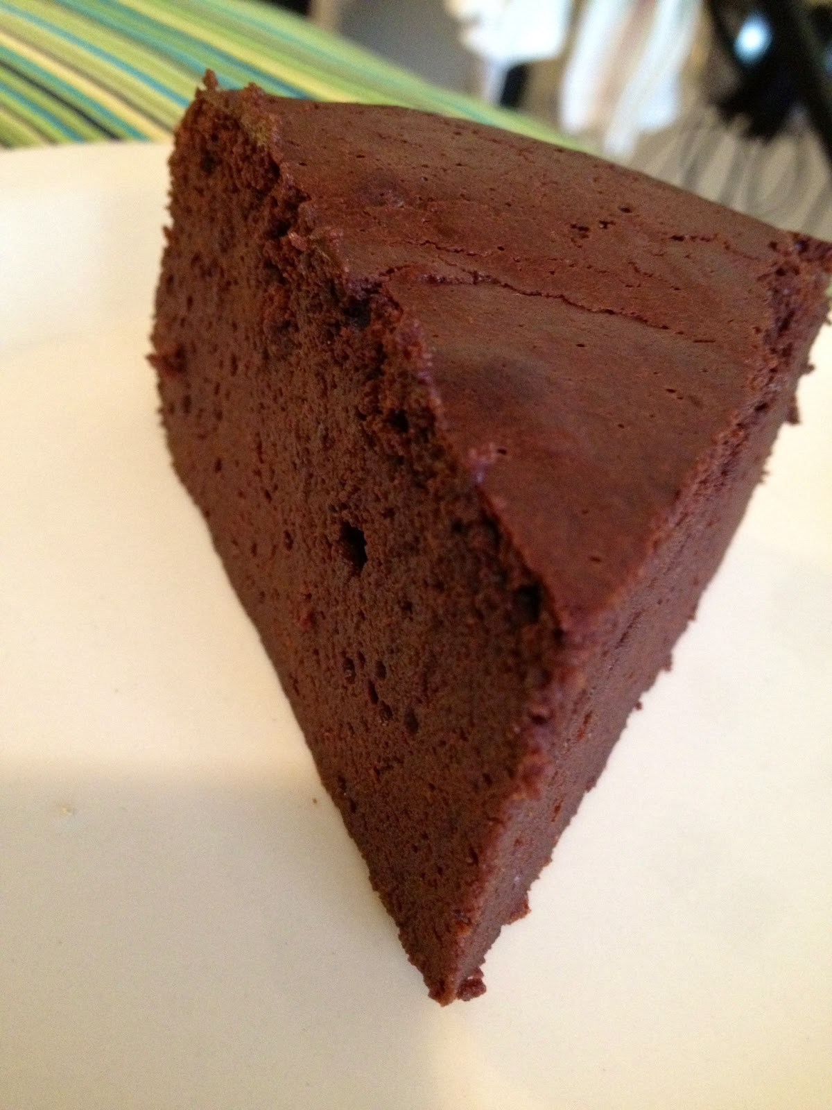 Food Locker: Food blogging and flourless chocolate torte
