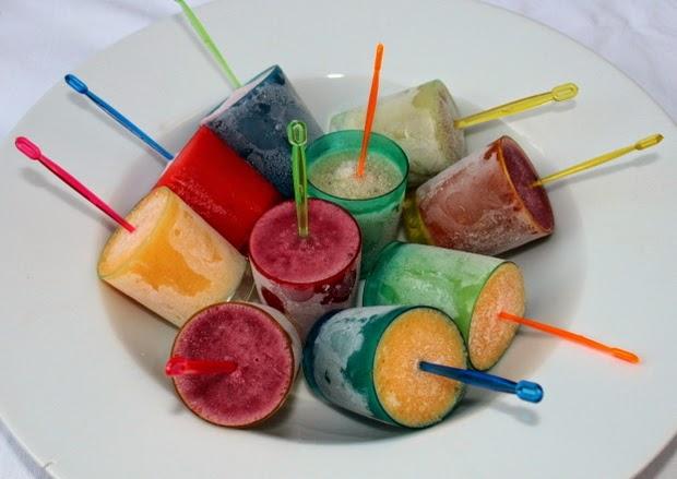 helados fruta caseros