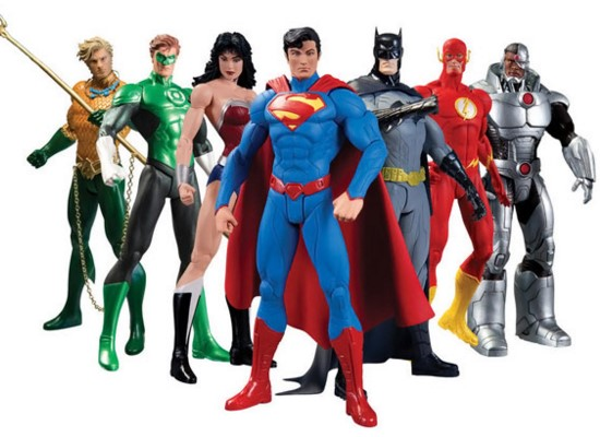 Action Figures Super Hero