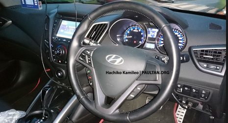 Hyundai Veloster Turbo Specs 0-100