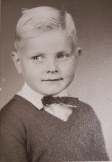 Bloggaren i unga år