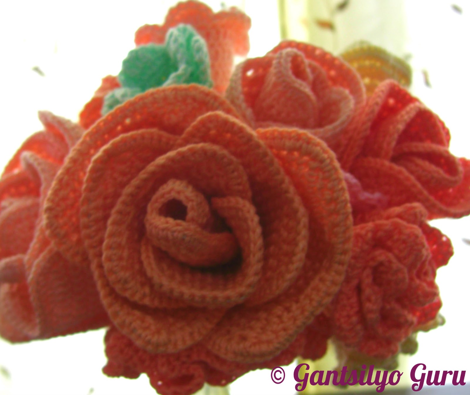 Gantsilyo guru wish granted finally making a crocheted bouquet of course i can only reveal the completed one after the wedding on the 1st week of may i cannot wait izmirmasajfo