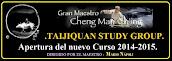 """INFORMACIÓN Escuela:""""Taijiquan Study Group"""""""