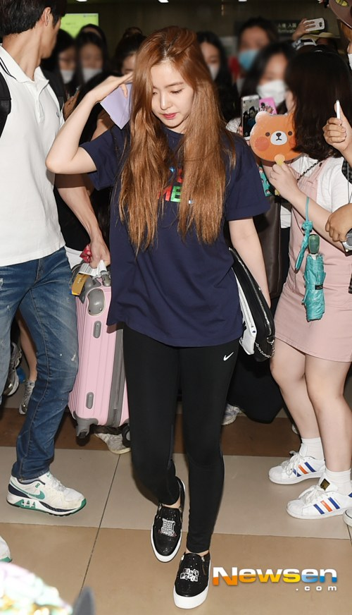 Wendy Airport Fashion