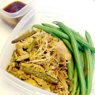 Sriracha Teriyaki Slow Cooker Chicken and Vegetables