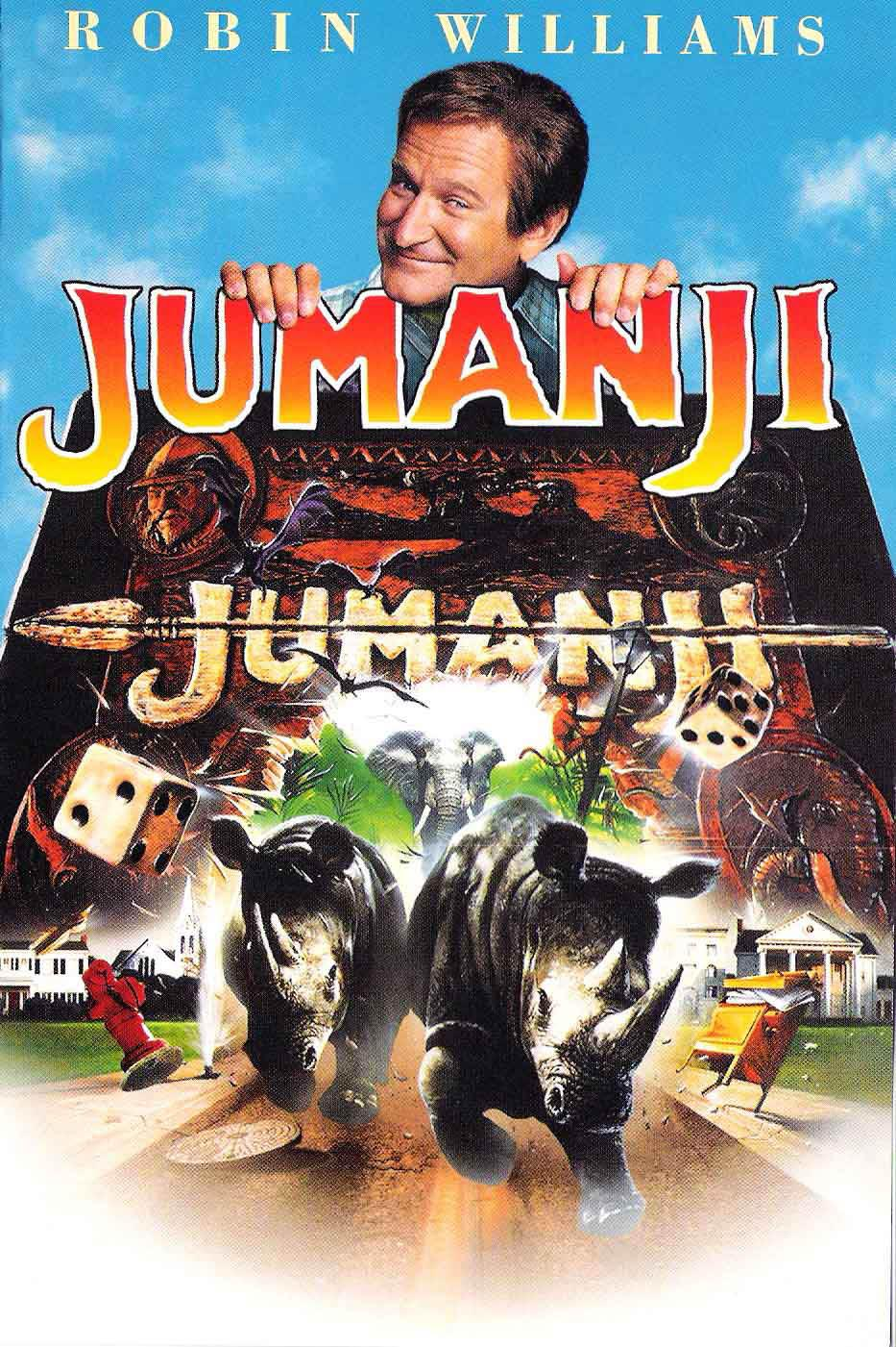 Imagens Jumanji 1 Torrent Dublado 1080p 720p BluRay (1995) Download