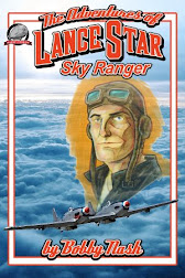 NEW! THE ADVENTURES OF LANCE STAR - SKY RANGER