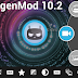 CyanogenMod 10.2 (JellyBean 4.3) For LG P500