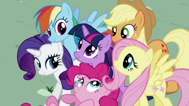 Por qué a los hombres les gusta My Little Pony?