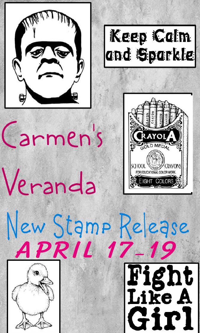 New Stamp Release CV