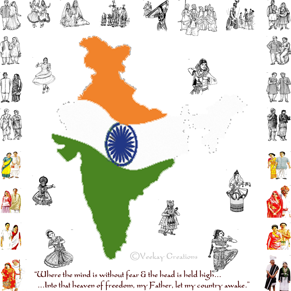 essay on cultural diversity and integrity of india written in 300 words