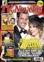 Revista TVyNovelas [31 Octubre de 2011] Versión PDF Descargar Gratis