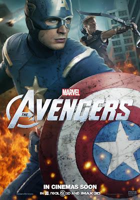 Poster de los Vengadores de Marvel
