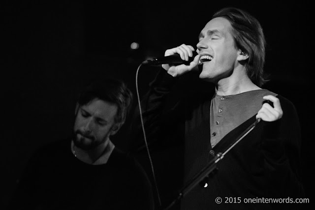 Mew at Lee's Palace October 7, 2015 Photo by John at One In Ten Words oneintenwords.com toronto indie alternative music blog concert photography pictures