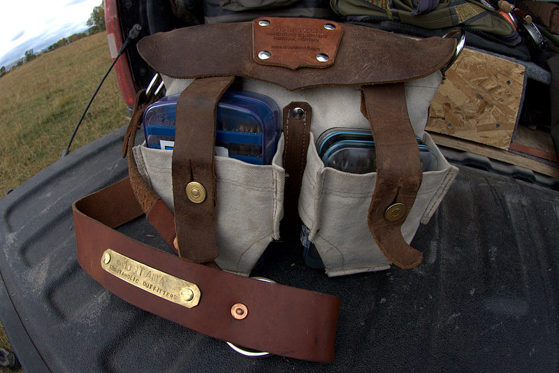 It S No Doubt That 350 Is A Lot Of Money For Fly Fishing Bag But I D Think As Handmade Heirloom To Be Passed On