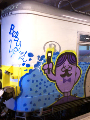 graffiti boby