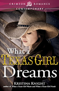 Kristina Knight, Contemporary Romance, Texas Romance