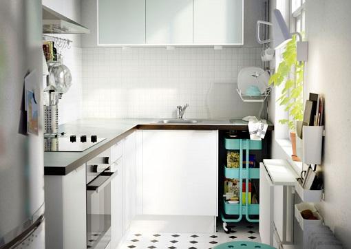 Decoraci n f cil la mejor distribuci n para una cocina for Distribucion muebles cocina